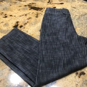 Chicos design size one perfect condition pants